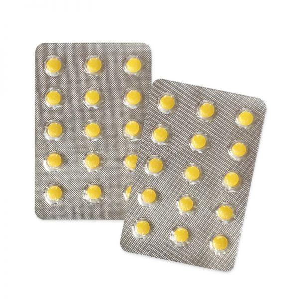 Babyplan folsyre blister 30 tabletter